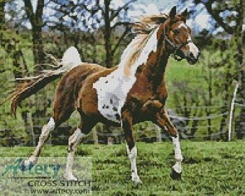 Kustom Krafts 2056 Arabian Horse