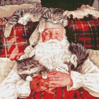 Kustom Krafts 9822 Catnap Santa