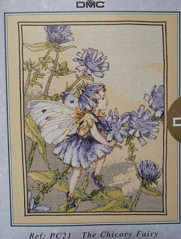 DMC The Chicory fairy