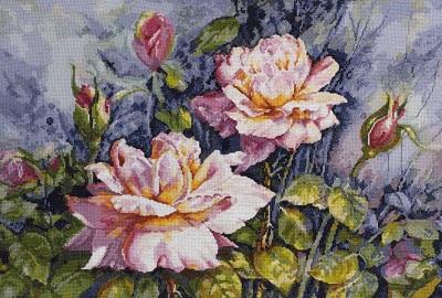 Bucilla 45962 Dana's Roses