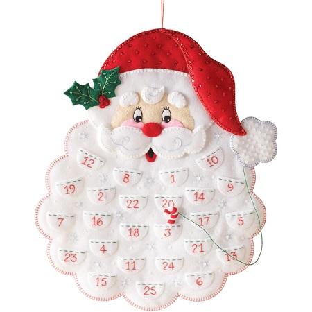 Bucilla 86540 Santa's beard