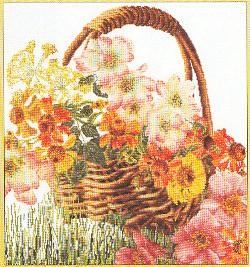 Thea Gouverneur GOK3064 Summer basket
