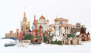 Thea Gouverneur GOK510 Moscow