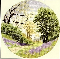 Heritage Crafts Bluebell Lane - the Circles John Clayton