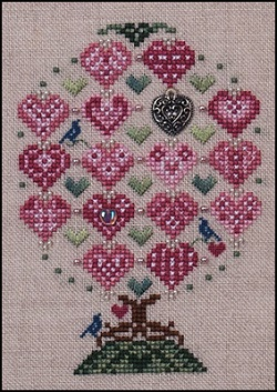 Love Birds Tree