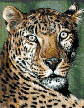 Kustom Krafts JW-033 Sheba the Leopard