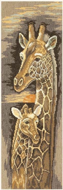 Lanarte PN8228 Giraffe and Baby - Love & Devotion