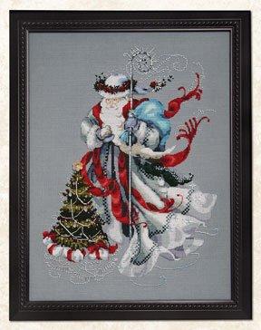 Mirabilia MD100 Winter White Santa