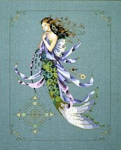 Mirabilia MD71 Shimmering Mermaid