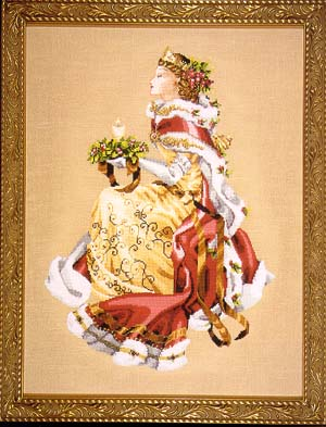 Mirabilia MD78 Royal Holiday (A Christmas Queen)