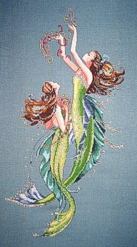 Mirabilia MD85 Mermaids Of The Deep Blue
