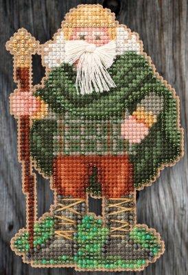 Mill Hill MH205303 Celtic Ireland Santa