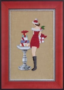 Nora Corbet Red Dress Gifts - Red Ladies Collection NC171