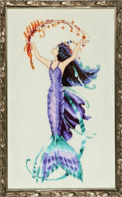 Nora Corbet NC194 Sea Flora  La Petite Mermaids Collection