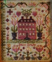 Pink hill manor,blackbird designs