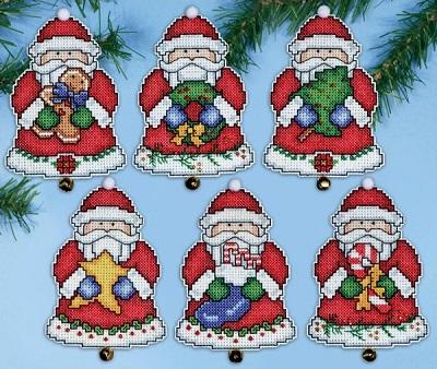 Design Works 1693 Santa's gifts