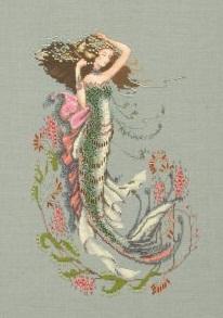 Mirabilia MD92 South Seas Mermaid