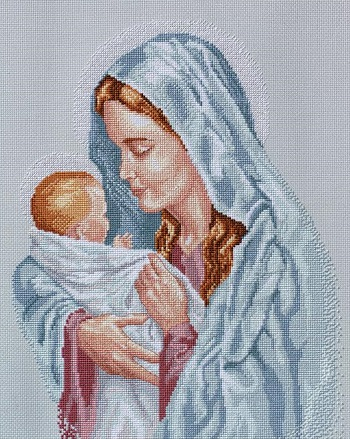 Janlynn 44-0044 The Blessed mother