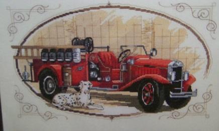 Bucilla 43201 The engine