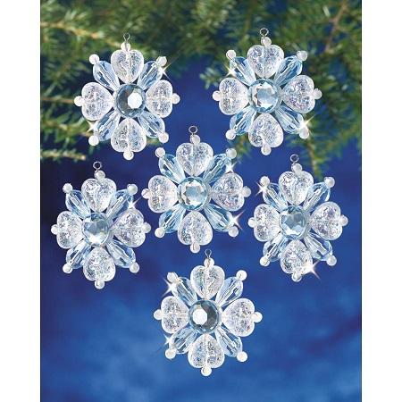 Beadery Filigree Snowflakes