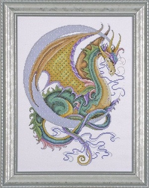 Design Works 2717 Celestial Dragon