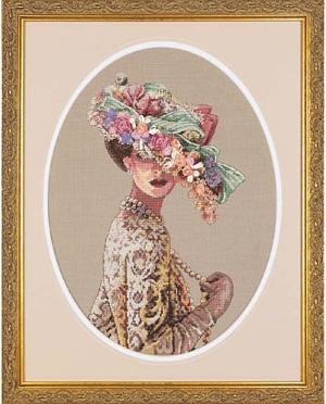 Dimensions 03823 Victorian Elegance