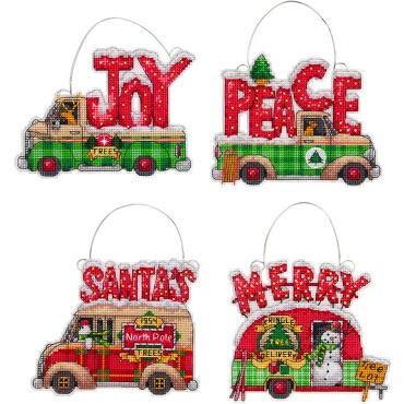 Dimensions 08974 Holiday trucks