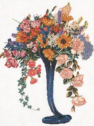 Thea Gouverneur GOK1086 Elegant cut Flowers