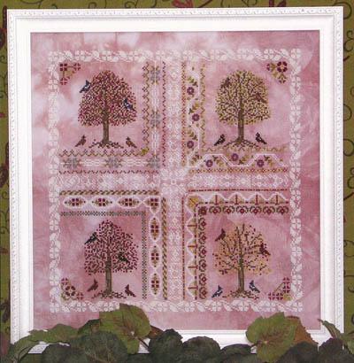 Rosewood Manor Crabapple Tree