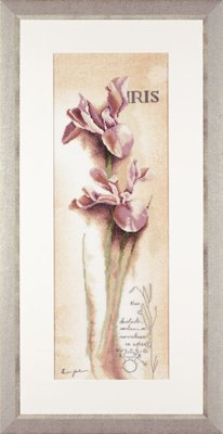 Lanarte PN8049 Iris botanical