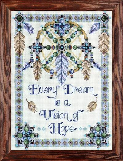 Design Works 2354 Vision of Hope