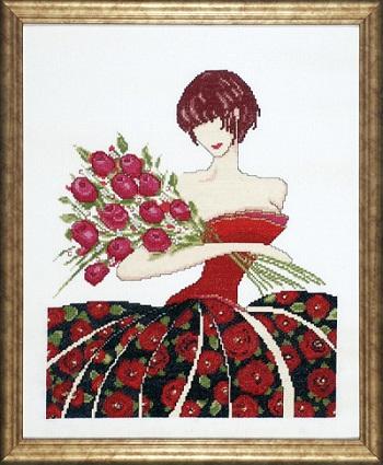 Design Works 2434 Rosa