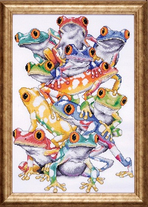 Design Works 2599 Frog Pile