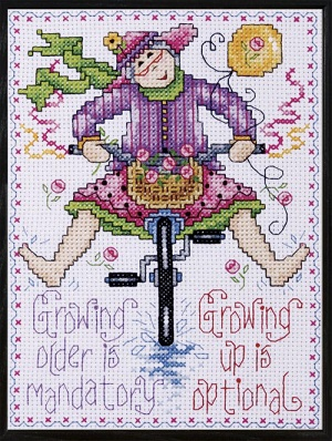 Design Works 9791 Growing up
