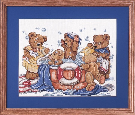 Design Works 9856 Bath bears