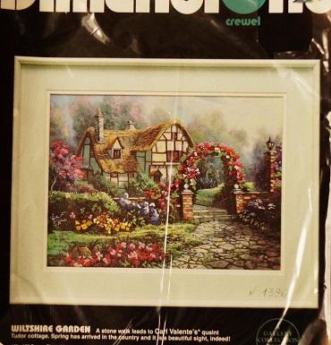 Dimensions 1396 Wiltshire garden
