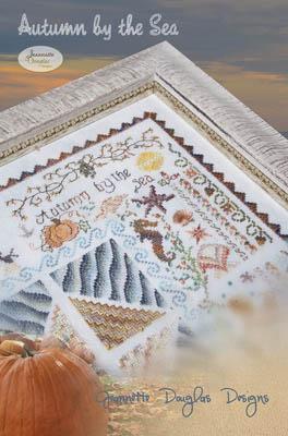 Jeannette Douglas Designs Autumn By The Sea - Seasonal Set #3