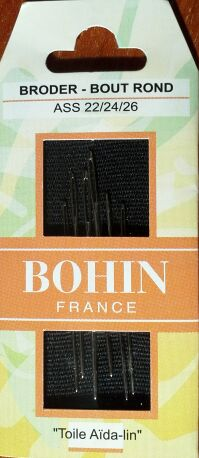 Bohin 22/24/26 Broder- Bout Rond