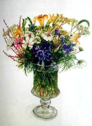 Fujico 676 Field flowers