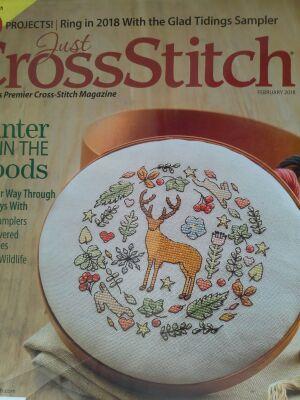 GrossStitch February 2018