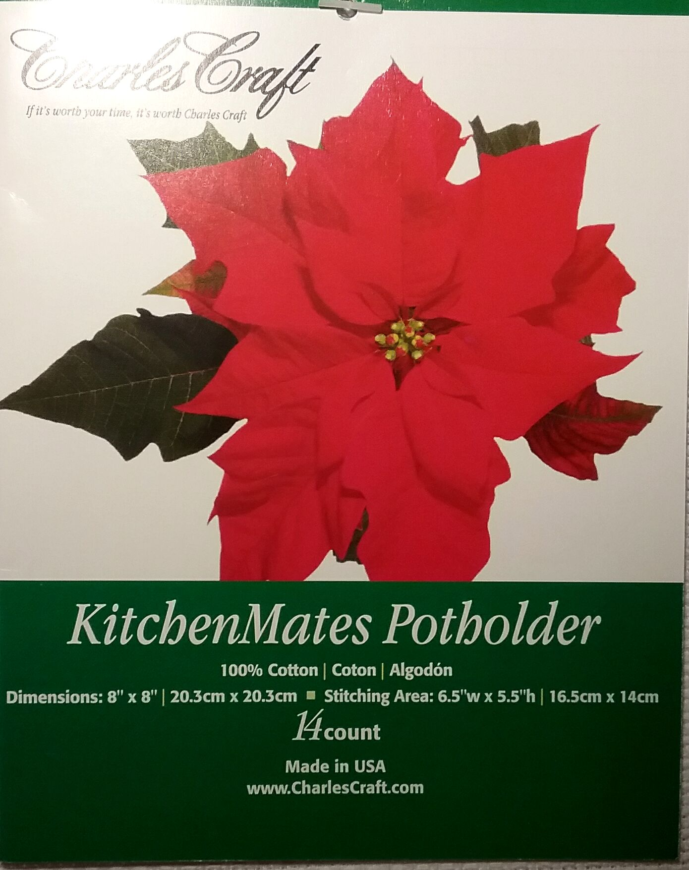 Dimensions 8706 KitchenMates Pot Holder