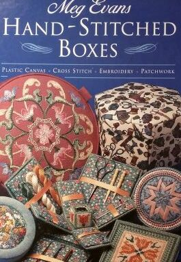 HAND-STITCHED BOXES