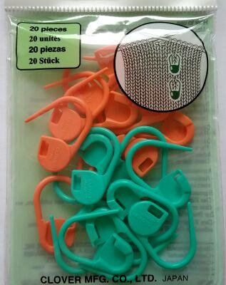 Clover No353 Locking Stitch Markers