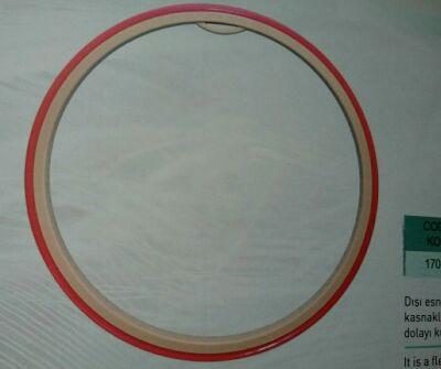 Elexible embroidery Hoops Nurge