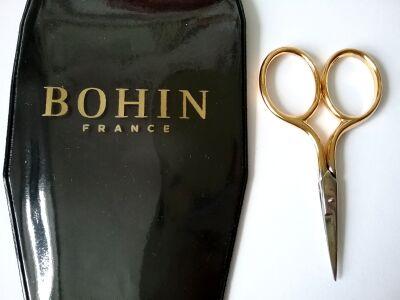 Bohin Embroidery Scissors 7sm