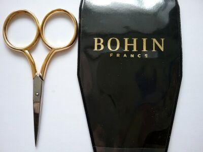 Bohin Embroidery Scissors 9sm