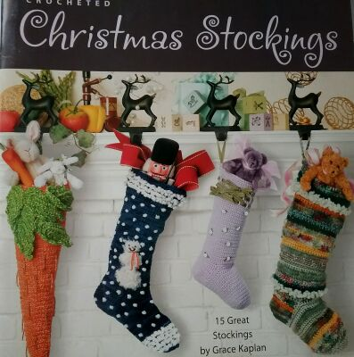Christmas Stockings, CROCHETED