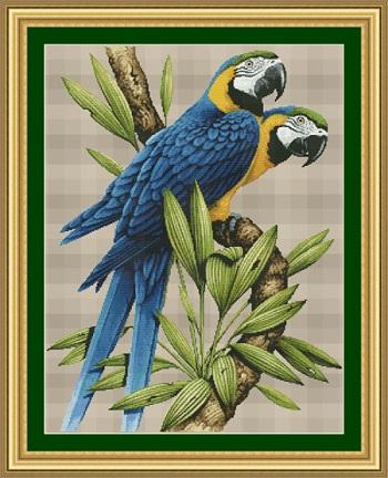 Kustom Krafts 2075 Majestic Macaws