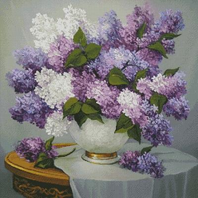 Kustom Krafts 2080 Lilac Romance
