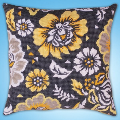 Design Works 2559 Yellow floral